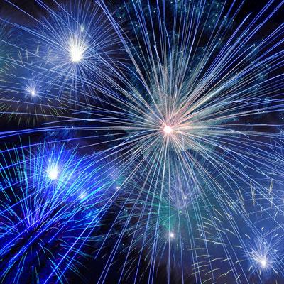 Feuerwerk / Pyrotechnik